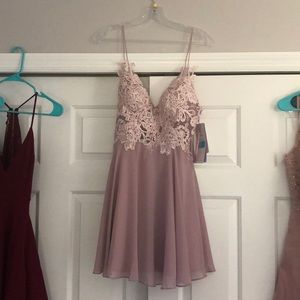 Promgirl.com dress, never used.